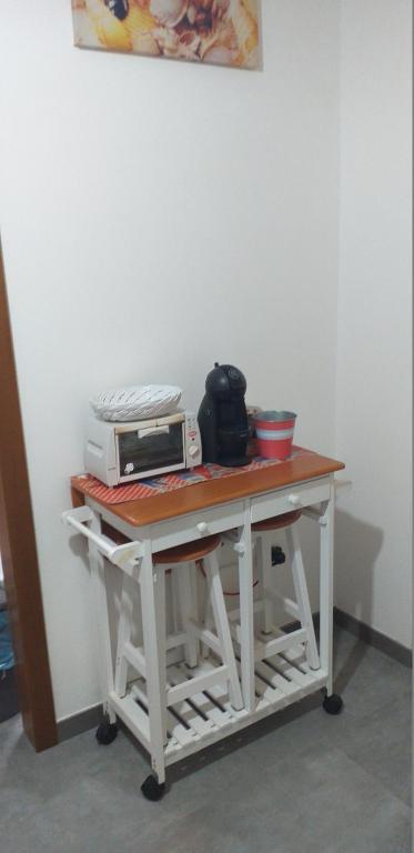 Bagno - vasca doccia - b&b da debora - bed and breakfast da debora - pisa