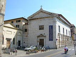CHIESA di SAN MATTEO - MUSEO - LE TANTE BELLEZZE di PISA.....