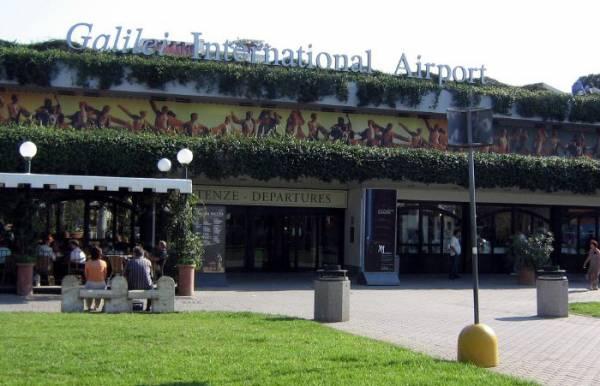 dormire vicino aeroporto Galileo Galilei Pisa