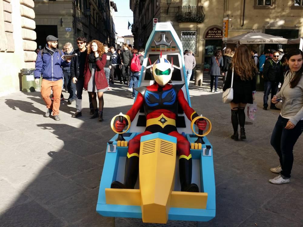 Offerte Soggiorno lucca comics beb da Debora Pisa