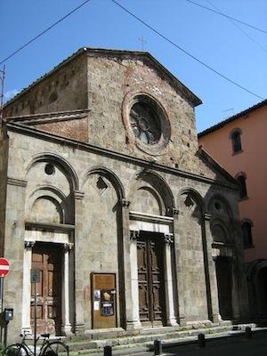 TEATRO S.ANDREA - LE TANTE BELLEZZE di PISA.....