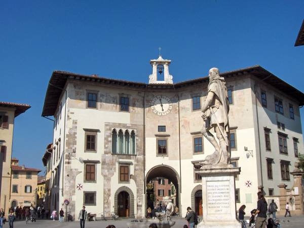 TORRE de GUALANDI - LE TANTE BELLEZZE di PISA.....